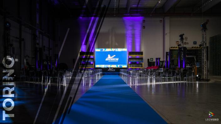 Legvideo Foto Eventi Michelin Nuovo European Distribution Center