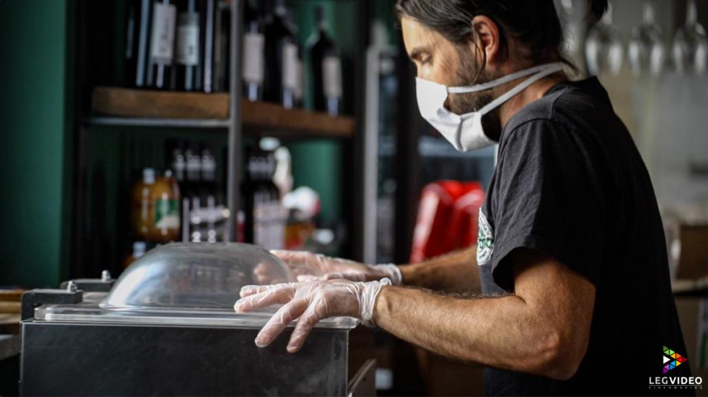 Legvideo Video Commerciale Ex Mattatoio Drinks Delivery