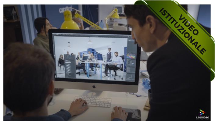 Legvideo Video Istituzionale Caratteri Agency