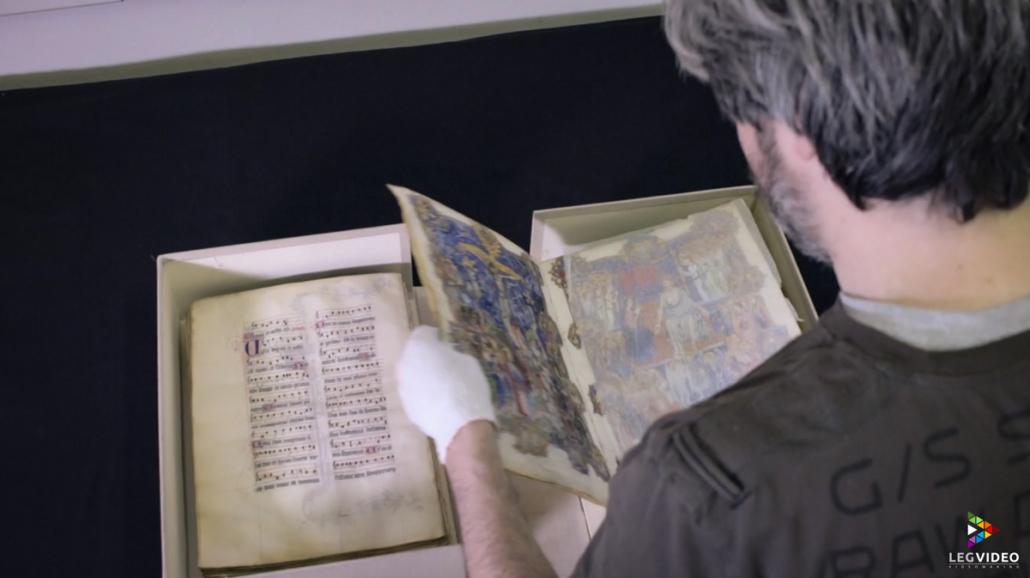 Legvideo Video Tecnico Messale Rosselli